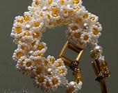Crystal Daisy Chain Bracelet