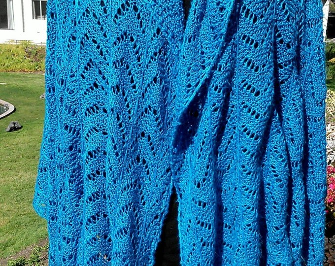 Garter Stitch Zig Zag Scarf Knitting Pattern : Patterns for shawls welcome to lena s legacy hand knits