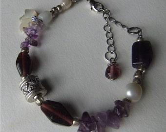 Gypsy Midnight Bracelet