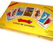 10-Board BOXED Traditional Original Mexican Loteria Bingo Game Don Clemente
