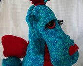 Dragon Soft Toy hand made