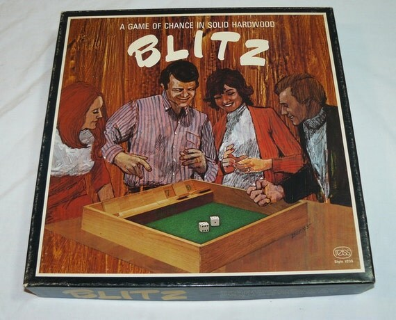 blitz dice game