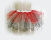 "Vintage Tutu - 1960s Tutu Skirt - Women or Girls Cosplay Costume - 29 1/2"" Waist"