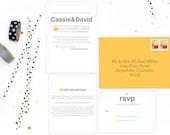 Modern Wedding Invitations. Wedding Invitation. Wedding Favors. Wedding Menu. Wedding Programs. Invitations. Stationery. Party Invitations