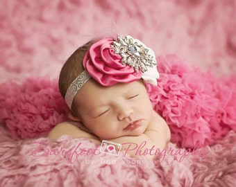 The SHINE BRIGHTLY Headband - Preemie to Adult Sizes Available