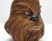 Chewbacca Star Wars Sculpture Tap Handle Shift Knob