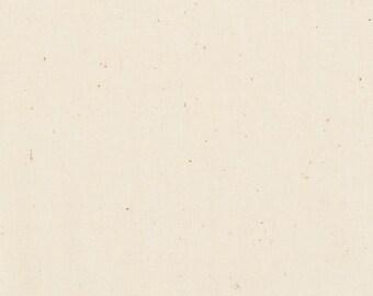 """Fabric Remnant, Natural, Kona Cotton, Robert Kaufman Fabrics, 9"""""""