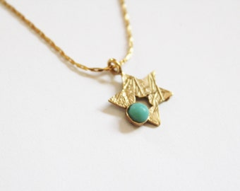 Gold filled star of david, Magen David, Bat mitzva gift, bridal, Judaica jewelry, star of david charm, gold star of david