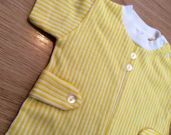 Child's Vintage Buster Brown Romper