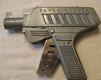 Meldon Paper Popper Toy Cap Gun Made in the USA