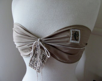 Brown Paper Package Tied Up With String Personalised Underwear (Custom Sized), Cute Gift Underwear Set