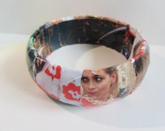 Fashion! Bangle Bracelet