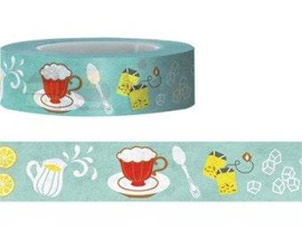 Afternoon tea Washi Fun Tape (15M)