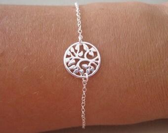 Tree of Life Charm Bracelet - Charm Bracelet - Tree of Life Jewelry