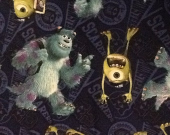 Disney Custom Monsters University