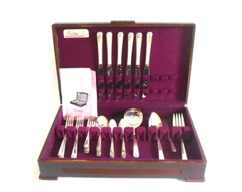 Popular items for silverware chest on Etsy