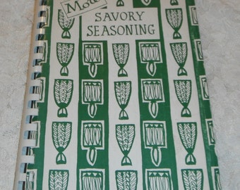 More Savory Seasoning of the Western Reserve Cleveland Ohio Cookbook 1960