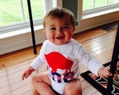 Buffalo Bills T-shirt Personalized with Child's Name or Age