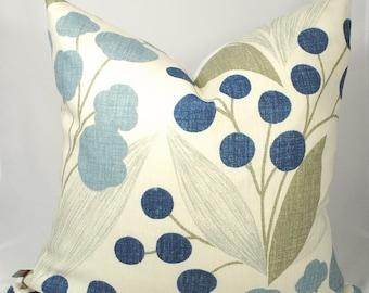 NEW-Designer Pillow Cover-Capparis Aegean-Pillow Cover-20x20