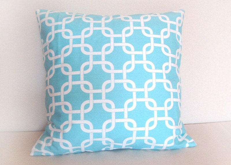 CLEARANCE 50% OFF Decorative Pillow Covers Chain Link Girly
