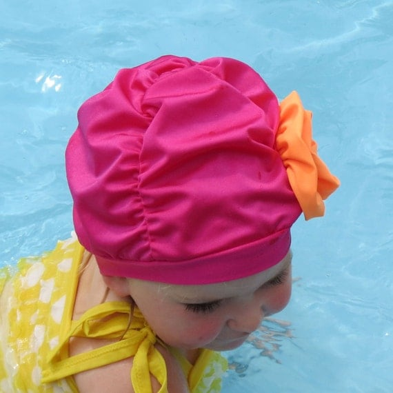 67809003a6 rabofly Swim Cap Mens Womens Boys Toddler Baby Kids Little Girls Infant -  Swimming Hat Silicone