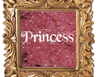 Princess 5g Pigmented Mineral Eye Shadow Jar with Sifter