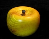 Golden Delicious Apple Ring Box