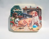 Adorable Russell Stover Tin