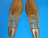 Vintage Pair Of Gucci Men's Shoe Trees