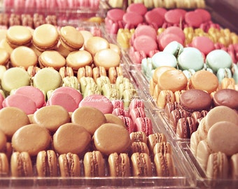 Laduree Art,Macaron Photography,French Kitchen,Romantic,Pastel Print,Mint Green,Food,Macaroons,French,Paris Print,Dorm Decor,Preppy,Sweets