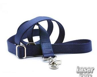 HEAVY DUTY Adjustable Handle Webbing Dog Leash