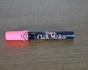 One F2 Red Bistro Chalkboard Marker