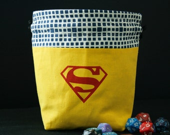 Dice Bag ~ Superman