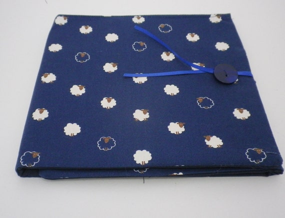 Circular Knitting Needle Case : Circular knitting needle case sheep fabric by quincepie