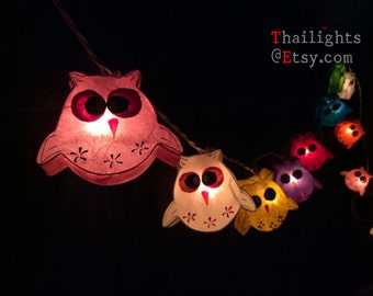 Popular items for paper string lights on Etsy