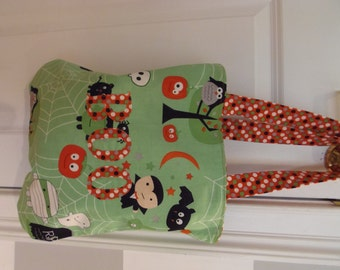 Halloween Trick or Treat Bag- READY TO SHIP