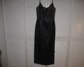 STUNNING VINTAGE GOWN - Ankle length - Just Fabulous - New Year's Eve is coming