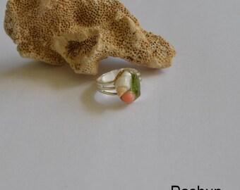 Seashell Jewelry ... Sweet Ocean Ring (1081)