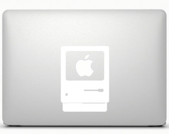 Macbook Macintosh Decal