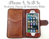 All Leather iPhone 5s Wal...