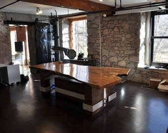 Desk, Dining  Table or Conference Room Table: