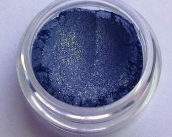 Sheikh Eyeshadow- Sapphire Blue w/ Gold Shimmer