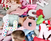 nursery accessories, customized letter decor