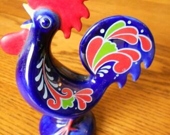 Vintage W. Goebel rooster.  West Germany.