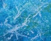 Original Art, Abstract Painting, Original Painting, Wall Art, Abstract Art, Textured Wall Art,Canvas Painting,Blue Green Painting,Modern Art