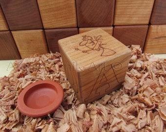 Fairy's teeth box - tooth box - Customisable