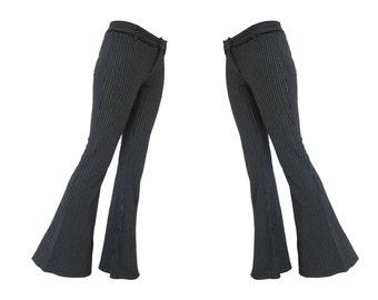STEFANEL Flared 70s Style Vtg  Pants