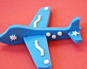 Airplane Party Kids Craft Kit- Set of 6 kits