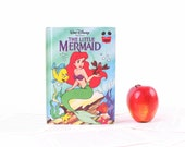 Book Kindle cover, Nook cover or mini iPad Cover- Ereader Case - The Little Mermaid