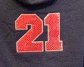 Add 2 Numbers Appliqué